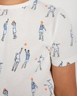 T-shirts - Donkerblauw shirt