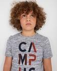 T-shirts - Grijs shirt Campus 12