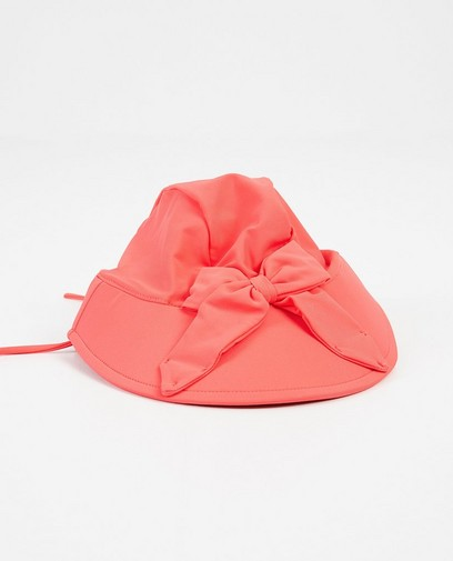 Chapeau rose protection U.V. 50+