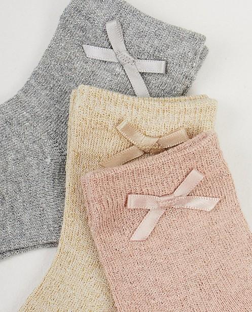 Chaussettes - light grey -