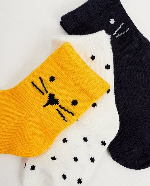 Chaussettes - navy -