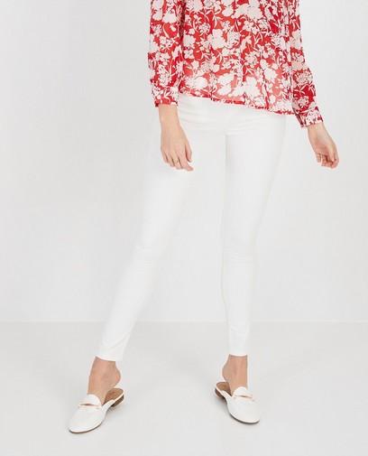 Skinny blanc Sara De Paduwa