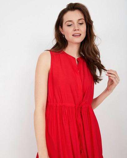 Robe rouge Sara De Paduwa