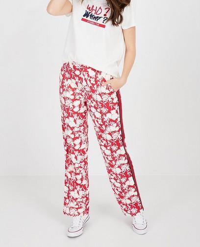 Pantalon imprimé Sara De Paduwa