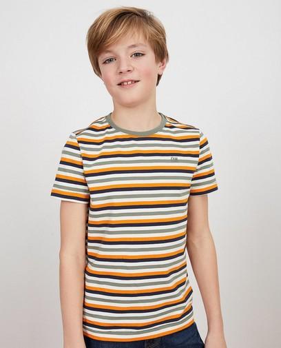 T-shirt van biokatoen I AM, 7-14 jaar