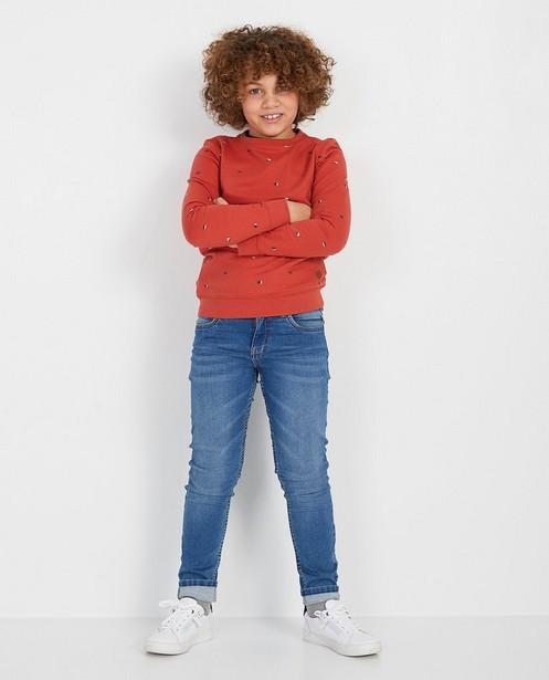 Rode sweater Campus 12 - null - Campus 12