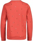 Sweats - Rode sweater Campus 12