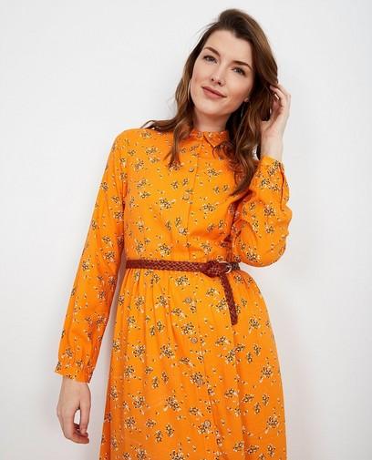 Maxi-jurk van EcoVero viscose I AM