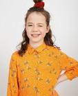 Robes - Jurk met print I AM, 7-14 jaar