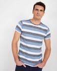 T-shirts - T-shirt met strepenpatroon Noize