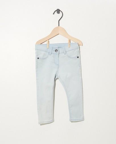 Pantalon bleu clair