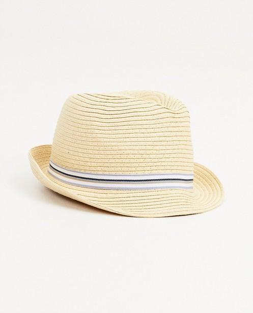 Beige hoed Feest - premium - cudd