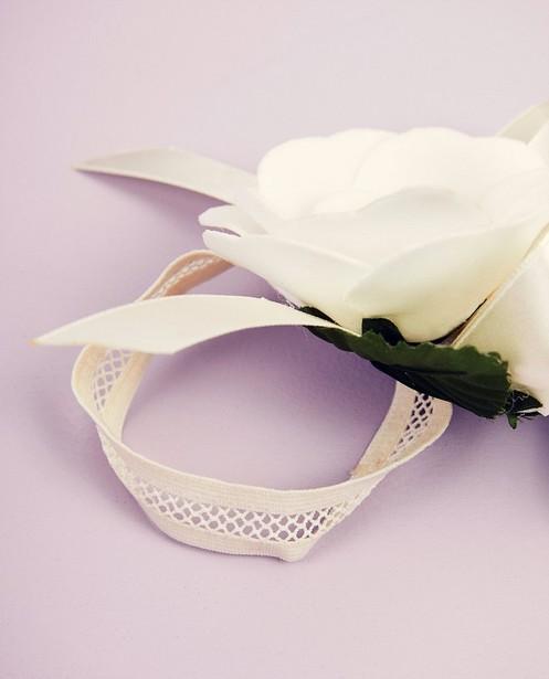 Bonneterie - Accessoire fleuri Communion