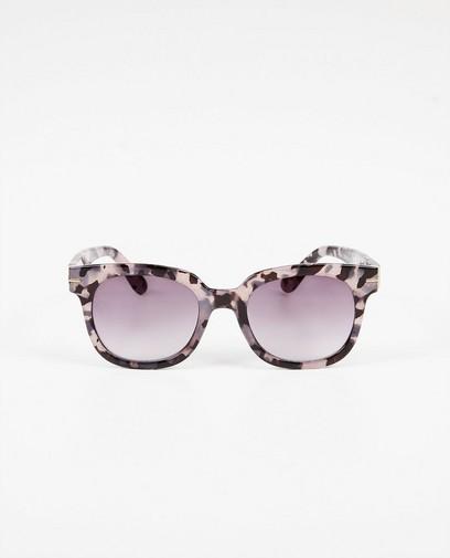 Grijze zonnebril