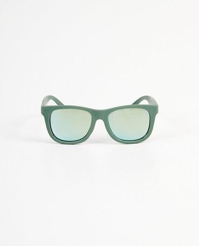Groene babyzonnebril