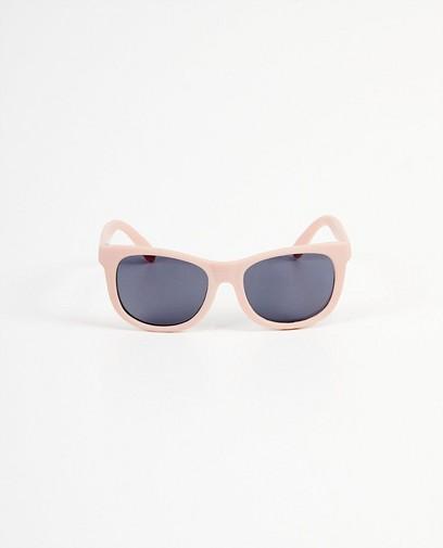 Rosa Baby-Sonnenbrille