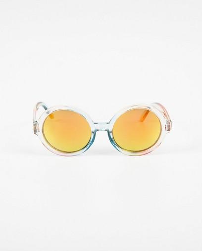 Zonnebril met ronde glazen