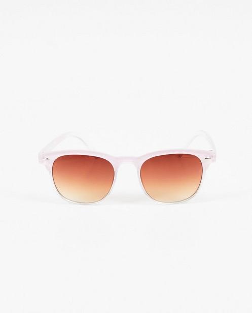 Zonnebril met glitter - met uv-categorie 3 - JBC