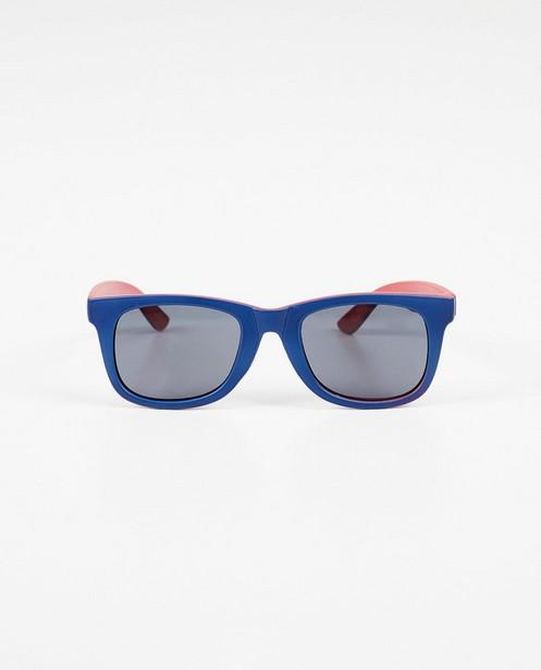 Blauw-rode zonnebril - 100% uv-categorie - JBC
