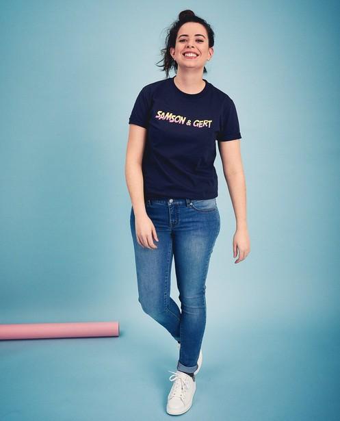 Unisex T-shirt, Samson en Gert - afscheidscollectie - Samson