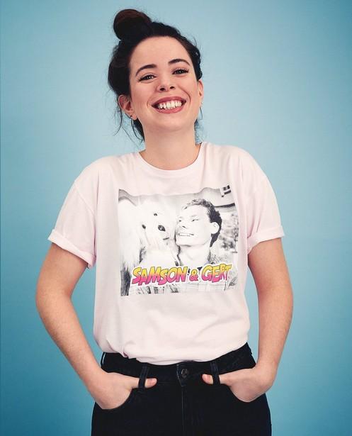 T-shirts - light lilac -