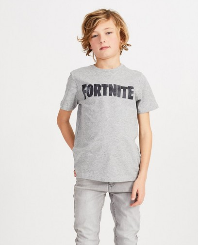 Grijs FORTNITE-shirt