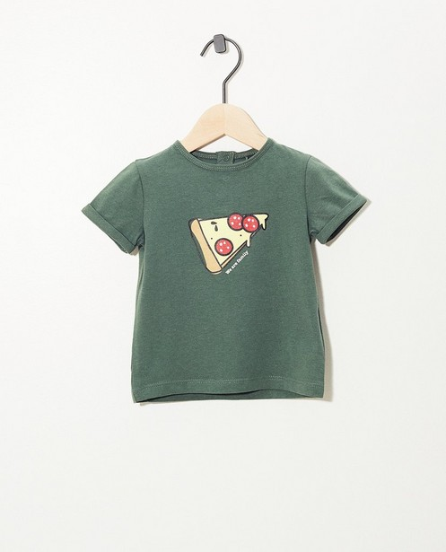t-shirt met opschrift - null - Besties