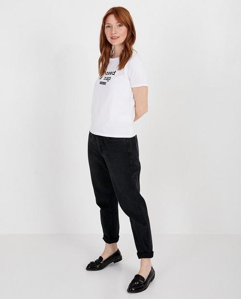 zwart t-shirt - null - Sora