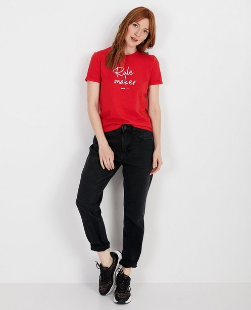 T-shirt noir - Twinning - null - Sora