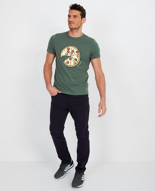 T-shirt noir Twinning - null - Quarterback