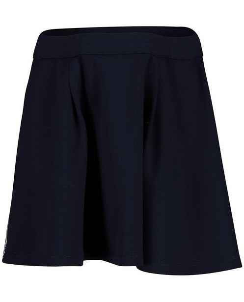 Donkerblauwe rok s.Oliver - met fluogeel detail - S. Oliver