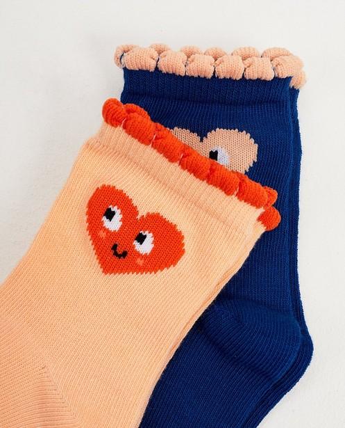 Chaussettes - Deux paires de chaussettes