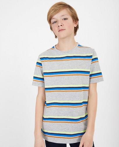 Grijs T-shirt s.Oliver