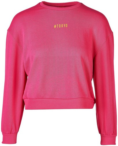 Roze sweater s.Oliver
