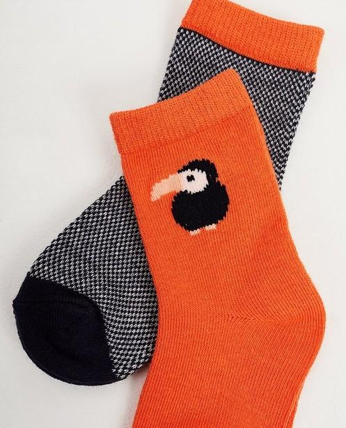 Chaussettes - 2 paires de chaussettes pour bébés