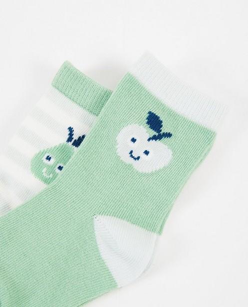 Chaussettes - 2 paires de chaussettes