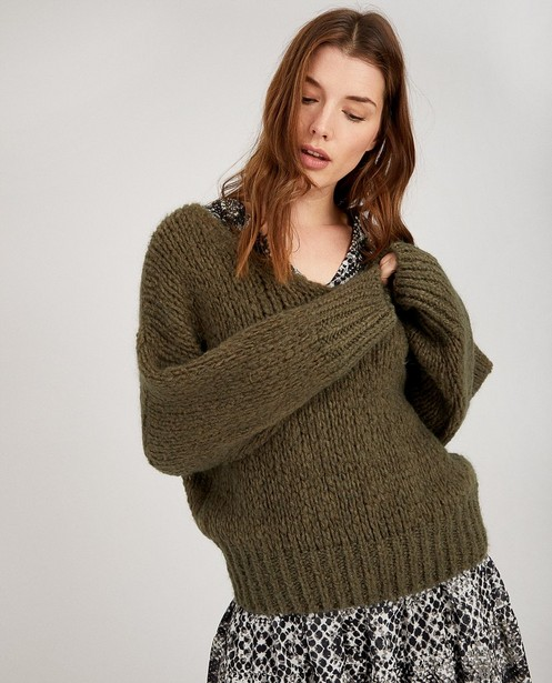 Pulls - Pull en tricot Ella Italia