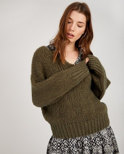 Pull en tricot Ella Italia