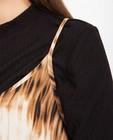 T-shirts - Zwart T-shirt Katja Retsin