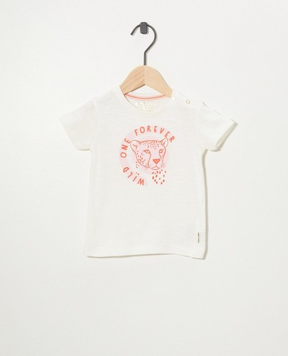 T-shirt blanc Tumble 'n Dry
