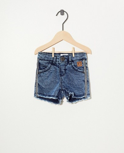Blaue Shorts Tumble 'n Dry