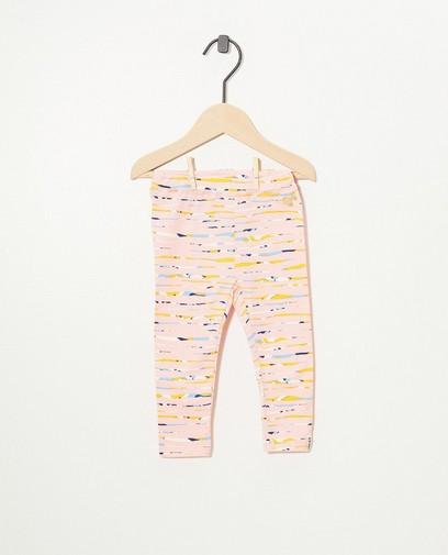 Pantalon en coton bio Tumble 'n Dry