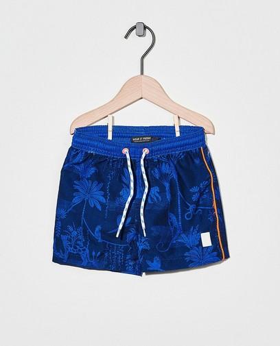 Short de natation bleu Tumble 'n Dry