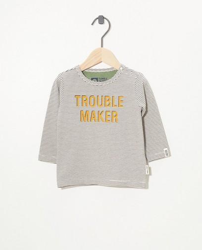 T-shirt en coton bio Tumble 'n Dry