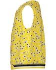Hemden - Gele top met bloemenprint
