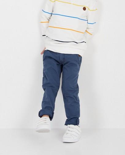 Pantalon bleu Pat le Pirate
