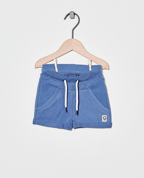 Short molletonné bleu Tumble 'n Dry - stretch - Tumble 'n Dry