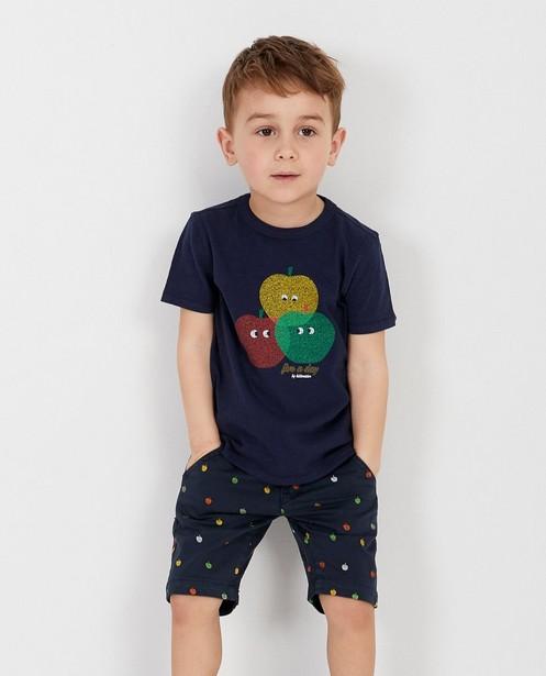 T-shirts - Groen T-shirt met print