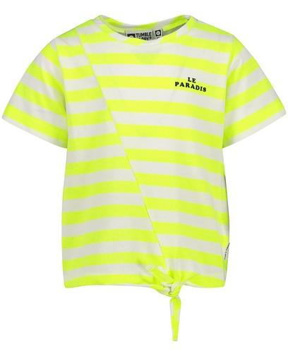 Gestreept T-shirt Tumble 'n Dry, 2-7
