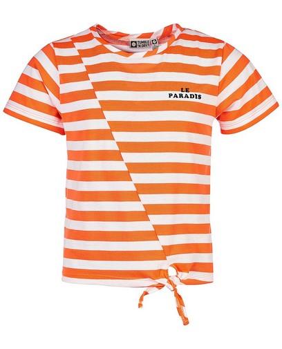 T-shirt rayé Tumble 'n Dry, 7-14